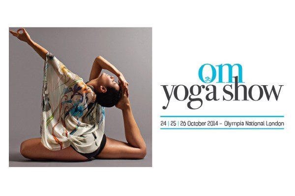 Win a Pair of Three-Day Pass Tickets to the OM Yoga Show worth £54