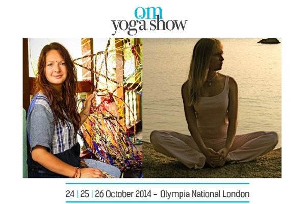 Enlightenment and Healing at the OM Yoga Show London