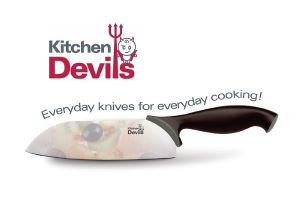 Cook Up a Banquet this Chinese New Year with a Kitchen Devils Asian Cook's Knife