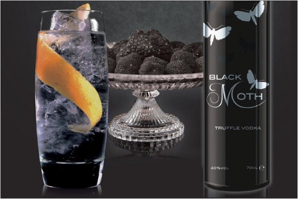 Win a Bottle of Black Moth Truffle Vodka