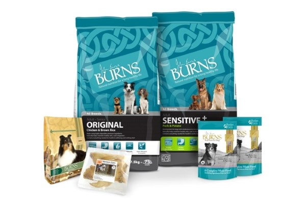 Win a Burns Pet Food Hamper with Vetsure Pet Insurance