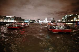 The Thames at Night - A City Cruise to Remember