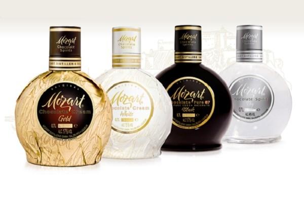 Mozart Distillerie Specialist Chocolate Collection