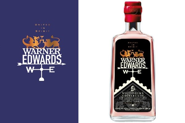 Warner Edwards launch Rhubarb Gin