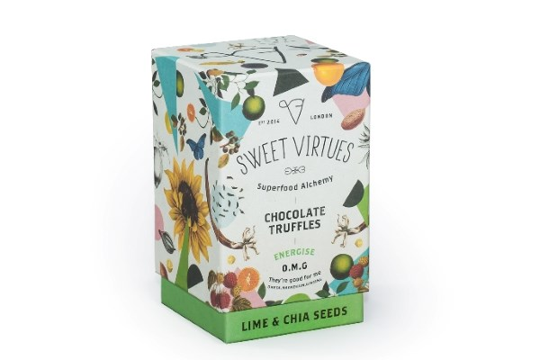 Sweet Virtues Handmade Superfood Truffles