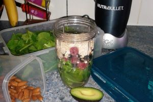 Start Your Day the Nutriblast Way