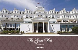 Head South for the Spring with The Grand Hotel Eastbourne