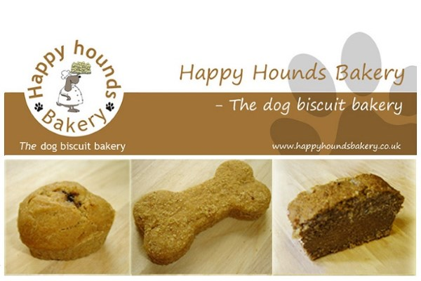 Introducing Happy Hounds Dog Biscuit Bakery