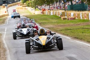 CarFest Revs Up with High Octane Track Show