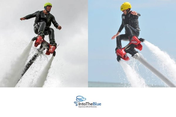 Win a Nationwide Activity Experience Voucher with IntotheBlue