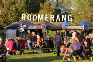 Discovering Boomerang Hickstead on Day One