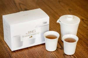 JING Reinvents the Chinese Tea Ceremony