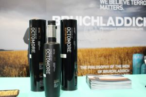 The Octomore at TWE Whisky Show 2015