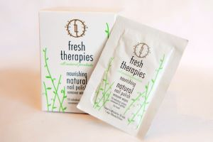 Advent Day 10 - Win an Exclusive Nail File and Removal Wipes from Fresh Therapies
