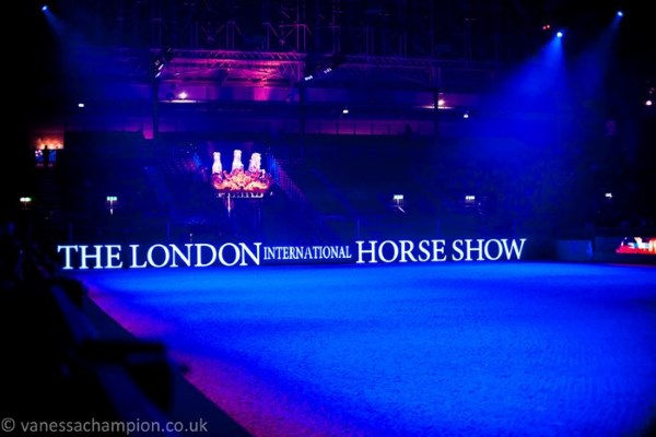 The International Horse Show - A Must Visit for the Weekend