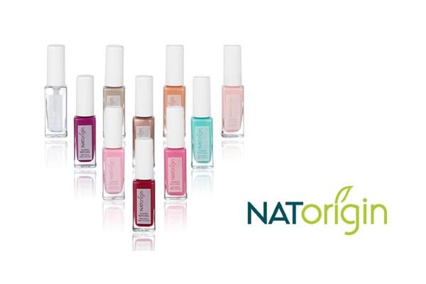 Natural Nail Enamels from NATorigin