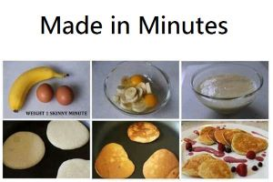 FreeFrom Pancakes in a Minute