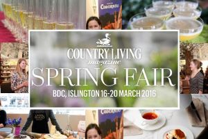 Spring is in the Air with the Country Living Fair