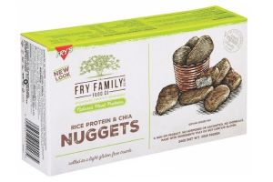 Going Meat-Free with the Fry Family