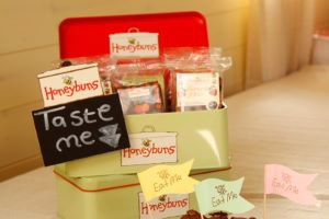 Win Gorgeously Gluten Free Minis from Honeybuns Bakery