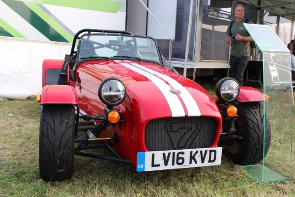 A Roaring Success for CarFest South 2016
