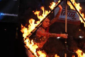 Incendiary Rock and Metal Acts Star at the 12th International London Tattoo Convention