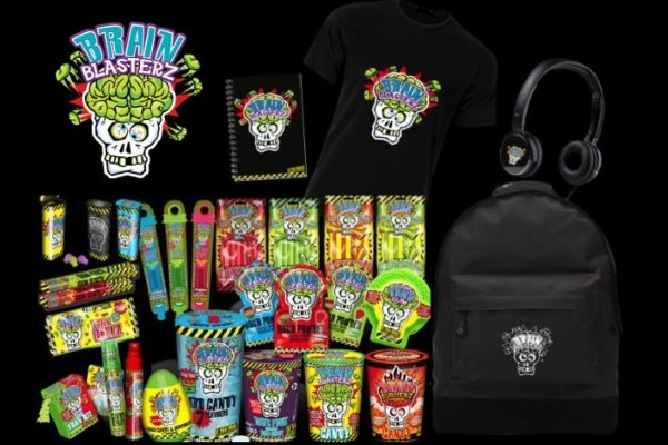 Win A Brain Blasterz Goodie Bag Worth £40 This Halloween