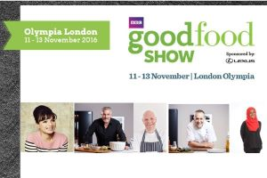 BBC Good Food London 2016