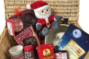 Win a Family Fun Baking Hamper with Sunmaid