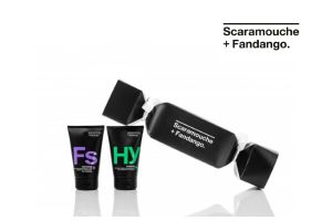 Day 3 - Win a Scaramouche + Fandango Christmas Cracker