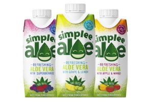 Day 6 - Win a Mixed Case of Simplee Aloe Drinks