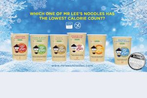 Day 8 - Win a Selection of Gourmet Oriental Noodles from Mr Lee's
