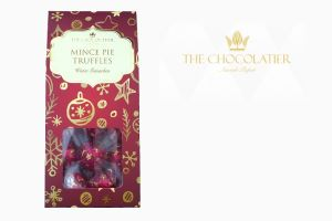 Day 9 - Win a Box of Mince Pie Truffles from The Chocolatier