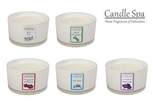 Day 11 - Win a Luxury Fragrance Scented Candle from Candle Spa