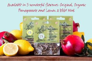 Day 19 - Win an Mirabilia Organic Olive Leaf Tea Gift Pack