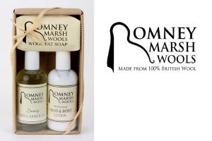 Day 20 - Win a Romney Marsh Wools Trio Gift Set