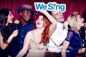 Become the Star You Were Born to Be and Win with We Sing for PS4