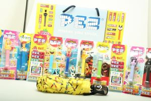 Celebrate the New PEZ Mobile Game App Launch and Win a Hamper of Goodies