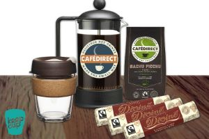 Celebrate a Divine Coffee Week with a Caffeine Inspired Hamper Worth £50