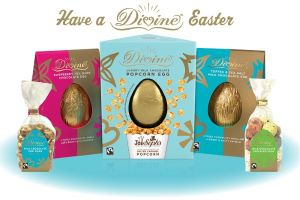 Wishing you a Divine Easter with a Chance to Win a Hamper Full of Egg-cellent Treats