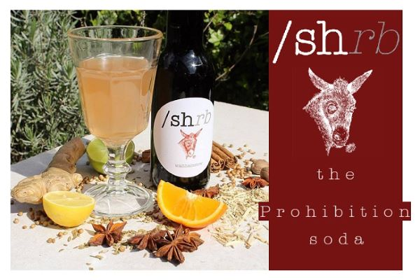 The Prohibition Throwback from Shrb Drinks