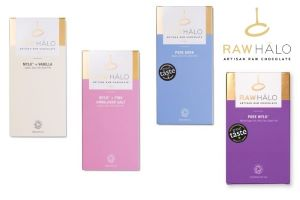 Guilt-free Organic Chocolate from Raw Halo