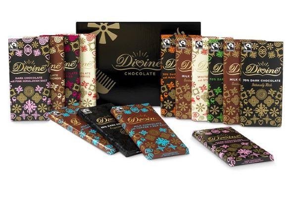 Celebrate Chocolate Week with a Divine Hamper worth £30