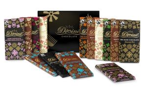 Celebrate Chocolate Week with a Divine Hamper worth £30