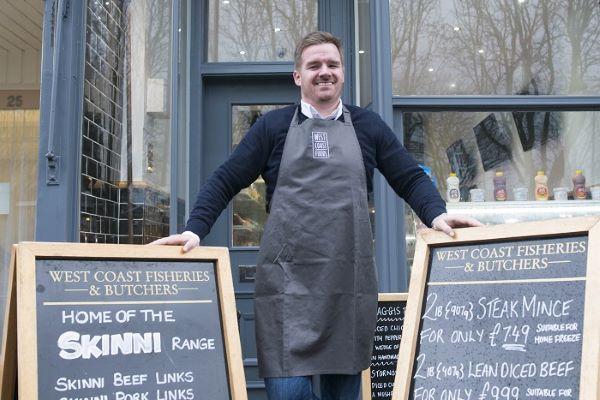 Gareth Downie talks Free Range vs Farmed