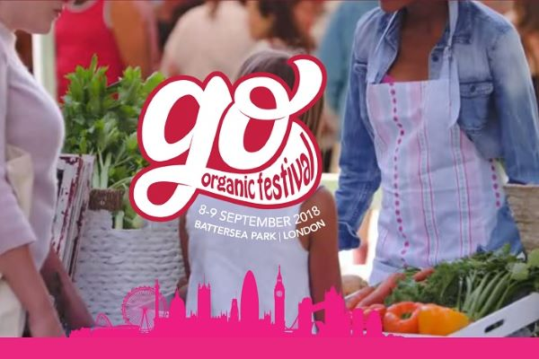 GO! Organic Festival Line Up Announced