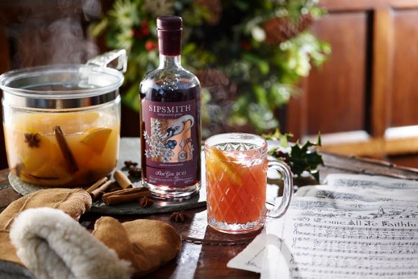 John Lewis & Partners presents Skyline Skating with Sipsmith London
