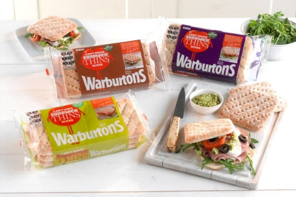 Win a Luxury Warburton's Hamper