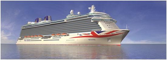 Britannia P & O Cruises
