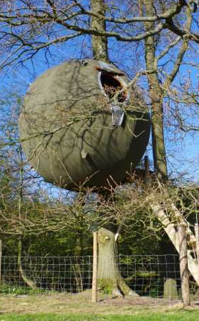 Secret Shelters' Tree Tent